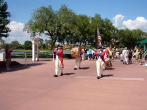 EPCOT Spirit of America