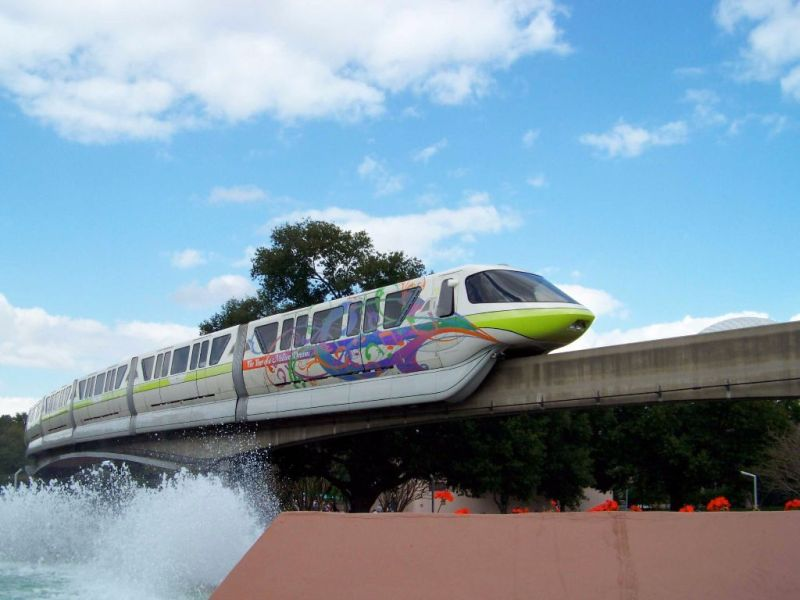 Million Dreams Monorail