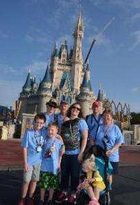 Charlene K - family vacation