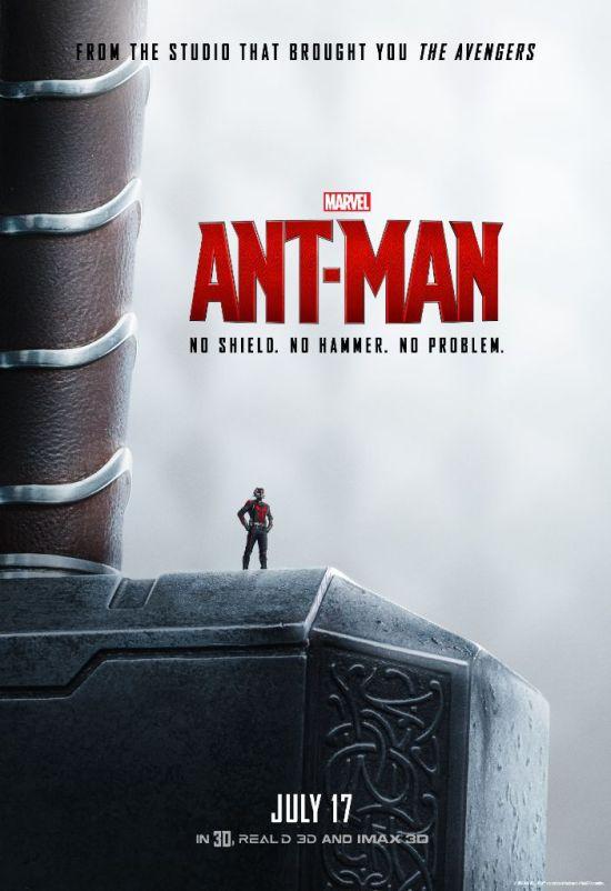 Ant Man - hammer