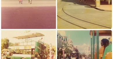 A 70's Morning on Main Street - Throwback Thursday