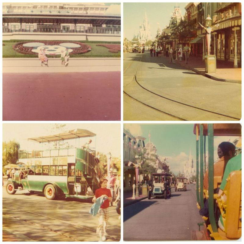 A 70's Morning on Main Street - Throwback Thursday