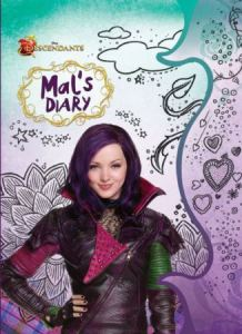 Descendants Mal's Diary