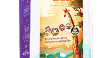 Sanaa joffrey's coffee blend
