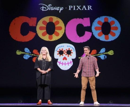 "Coco ""Pixar And Walt Disney Animation Studios: The Upcoming Films"" Presentation At Disney's D23 EXPO 2015"