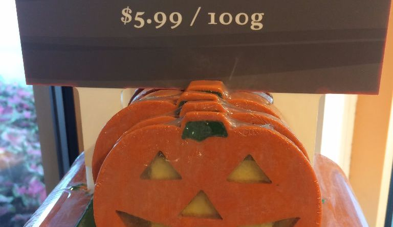 Basin Halloween Soap - Jack