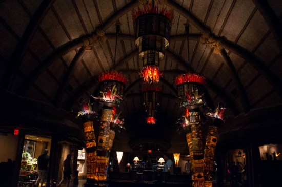 Kidani Village lobby