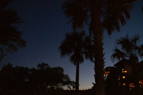 great any time of day - the resort is even more spectacular at night