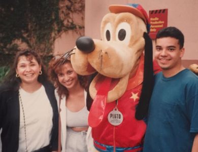 My first visit to WDW 1994 - Throwback Thursday