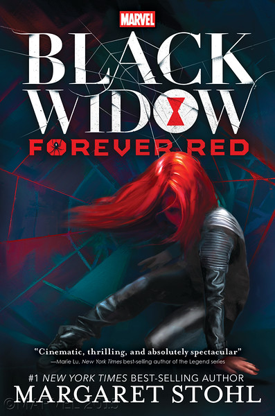 BLACK WIDOW FOREVER RED
