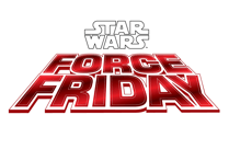 Star wars Force Friday logo