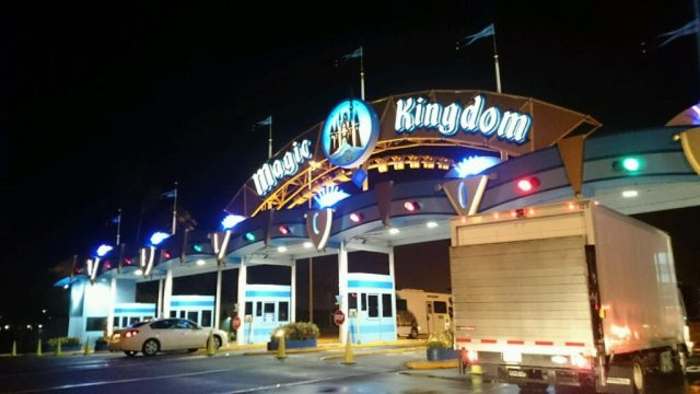 Magic Kingdom Parking - Wordless Wednesday