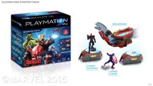 Playmation Marvel's Avengers Starter Pack
