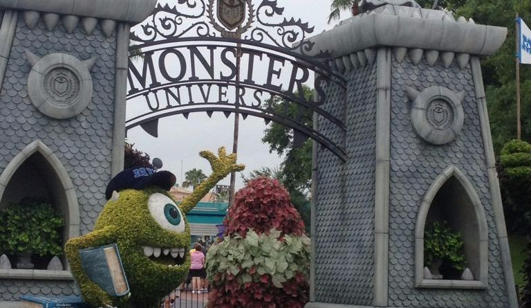 Throwback Thursday - Monsters University - Jill