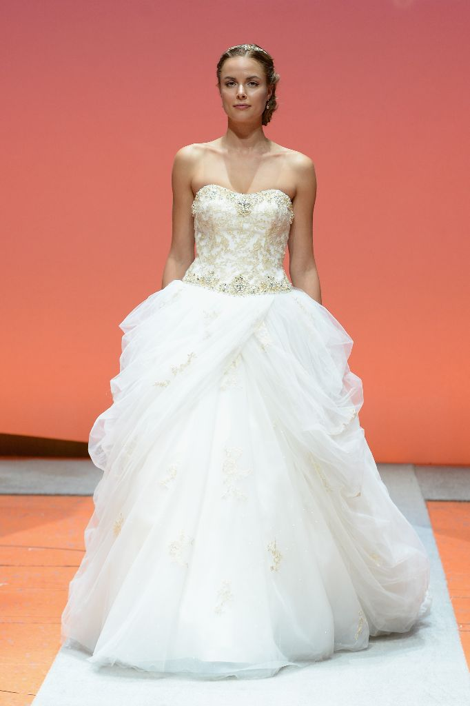 Disney Wedding Gown Collection 7 Popular Alfred Angelo Unveils Its
