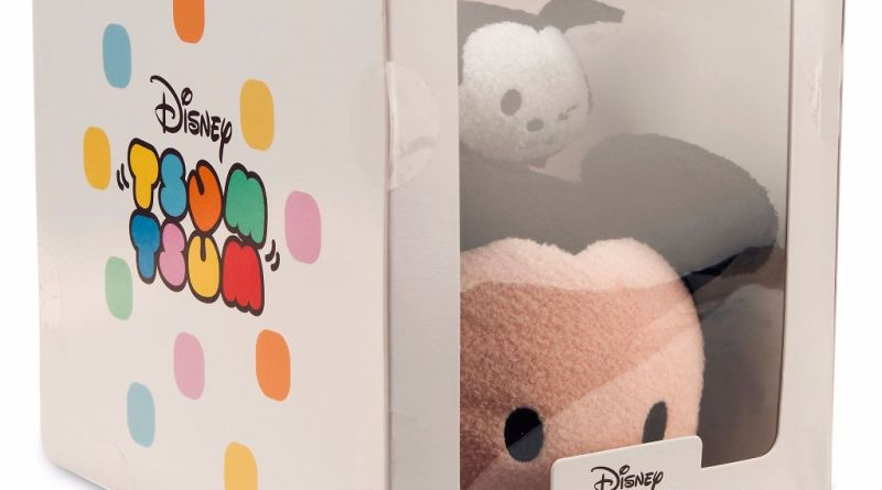 Disney Tsum Tsum Collection Service - Disney Store (2)