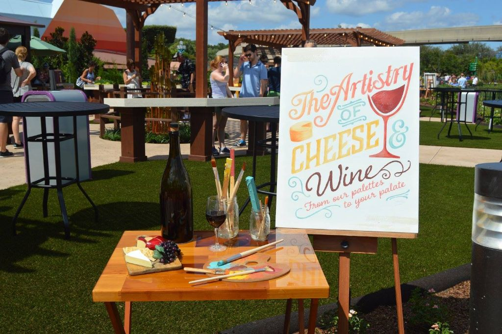 epcot food & wine photo tour 2015