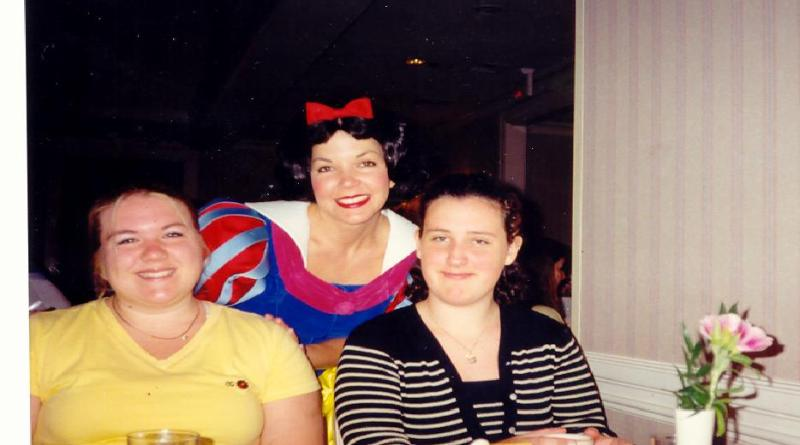 1999 snow white - throwback thursday