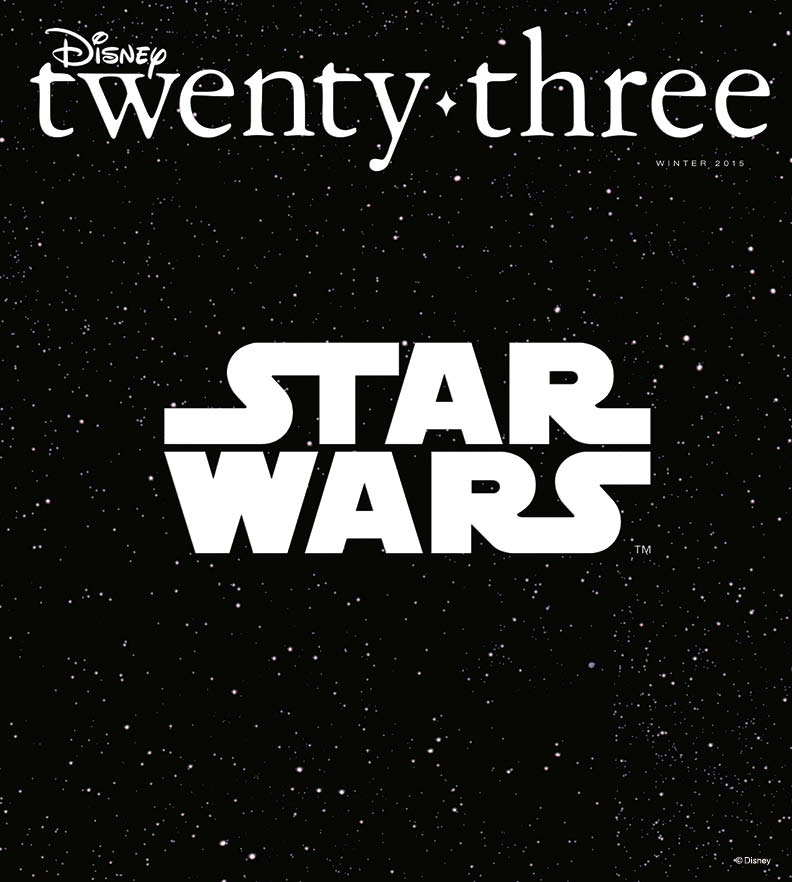 d23 winter cover star wars