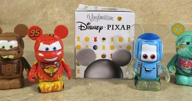 Disney Pixar Vinylmation Cars