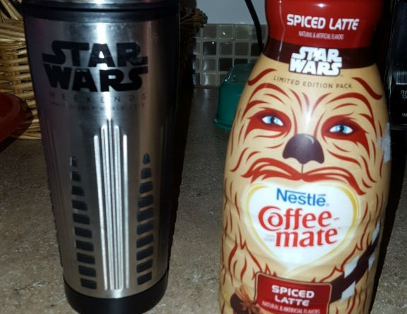 star wars coffee creamer