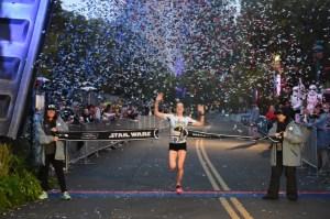 Dl SW Half Marathon Female winner