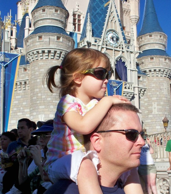 no need for FastPass+ when you have VIP seating!