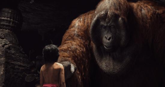 Jungle Book Mowgli King Louie
