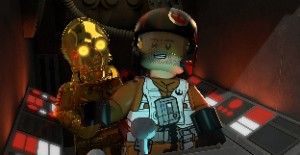 C-3PO, POE DAMERON, LEGO Star Wars The resistance rises