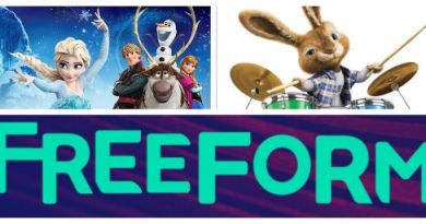 Freeform Frozen weekend