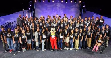Walt-Disney-World-Resort-Honors-Youth-During-Black-History-Month