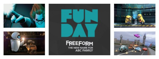 April Funday Freeform