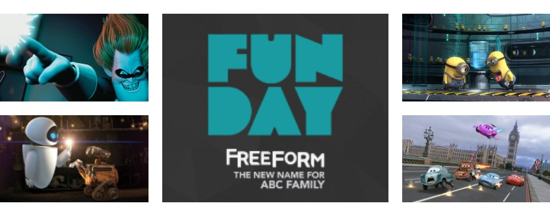 April Funday Freeform