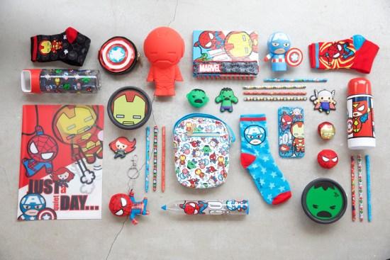 Disney Store Myxz Marvel