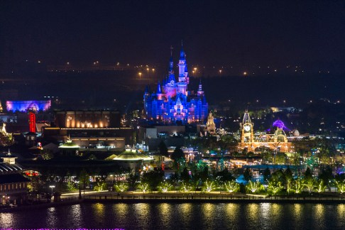 SHANGHAI DISNEY RESORT