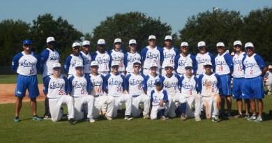 X Fury Baseball Team