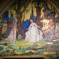 cinderella mural