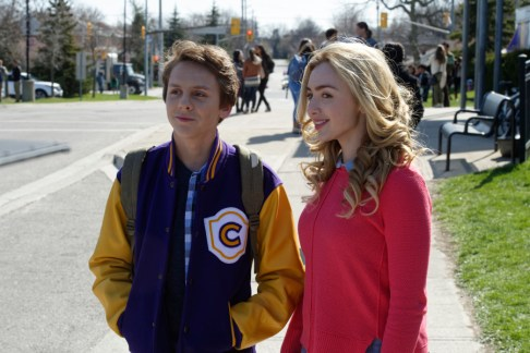 JACOB BERTRAND, PEYTON LIST - The Swap