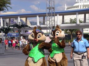 Chip & Dale Space rangers - Throwback Thursday