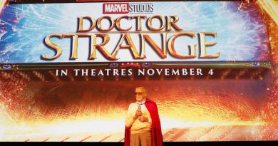 DOCTOR STRANGE - Fan Screening Stan Lee