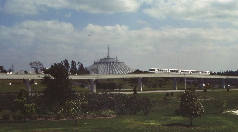 Space Mountain 1975