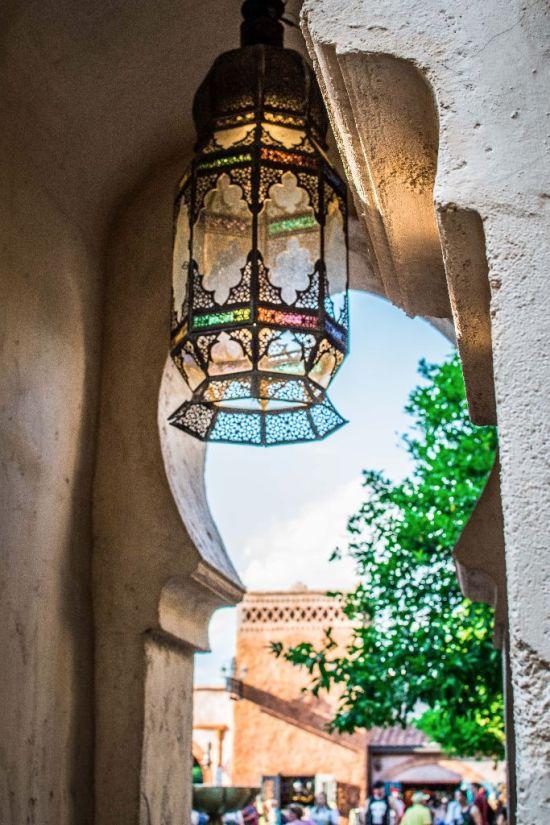 Morocco lantern