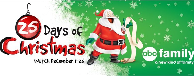 freeform 25 days of christmas