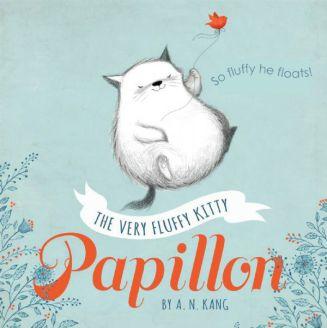 Papillon: The Very Fluffy Kitty