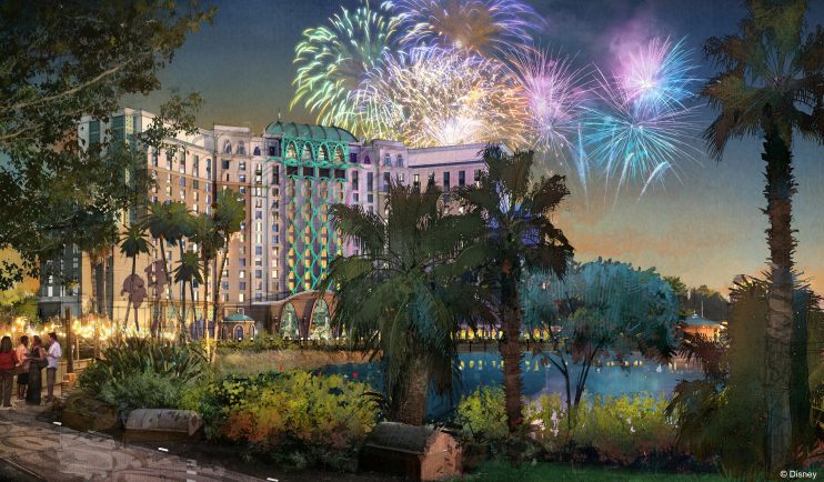 CoronadoSprings-at-WaltDisneyWorldResort-Rendering