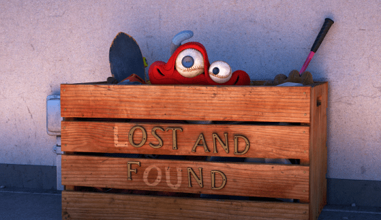 Lou - Pixar Short for Cars 3