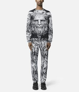 Christopher Kane Disney Collection Beast Sweatshirt
