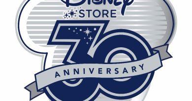 Disney Store 30th Logo