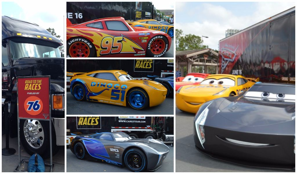 Cars Road To The Races Tour Fun Family Event The Disney