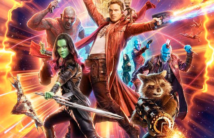 Guardians of the Galaxy Vol 2 Poster